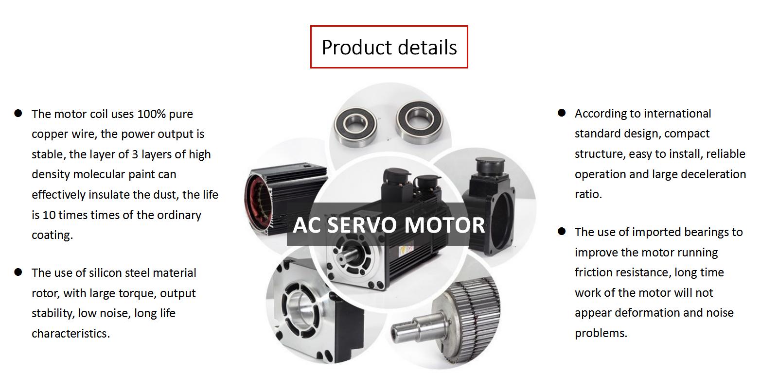 servo motor detail